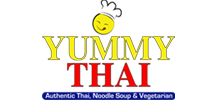 The Best Thai Irving | Yummy Thai | Authentic | Thai Food | Vegetarian | Pho Restaurant | Bar Logo