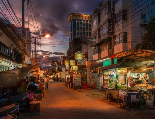 Bangkok Streets and Street Foods