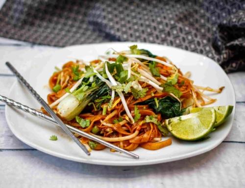 Top 11 Vegetarian-Friendly Thai Dishes