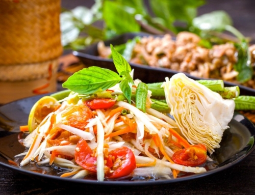 Top 5 Most Loved Thai Dishes