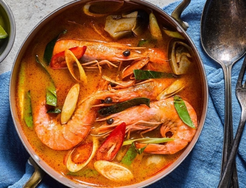 Top Thai Soups To Give Your Tastebuds A Quick Healthy Twist