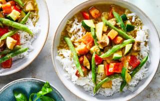 Vegan Thai Foods
