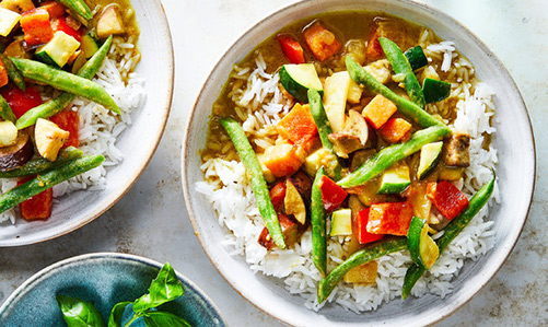 Vegan Thai Foods
