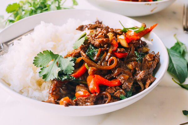 Thai Beef Dishes