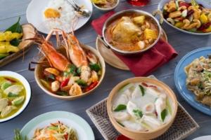 Individual Thai Dishes