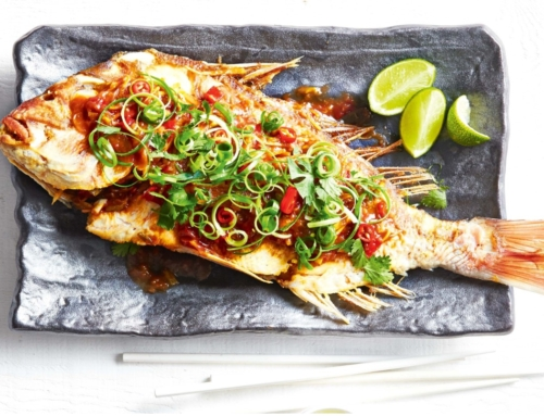 Thai Seafood Meals You Will Crave