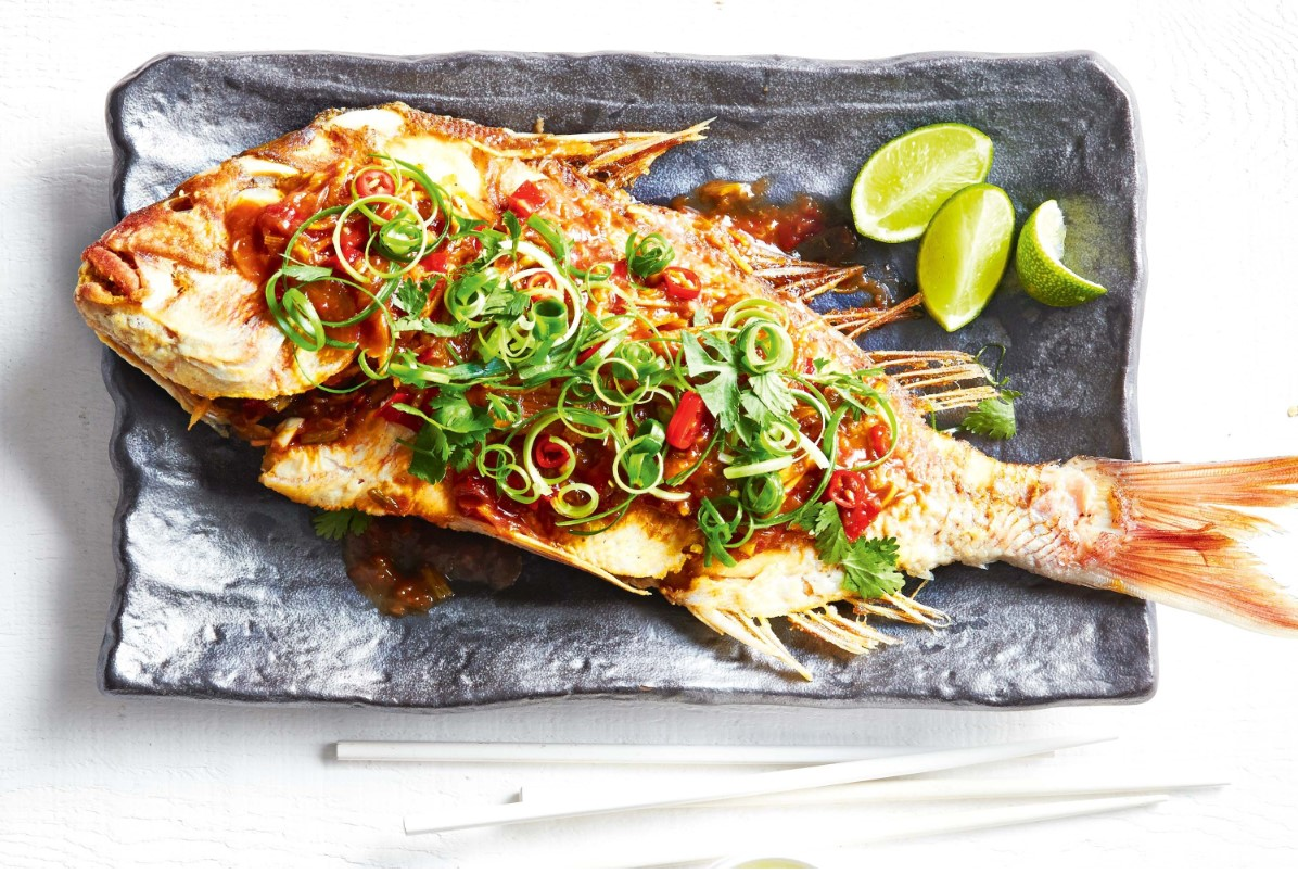 Thai Seafood Meals