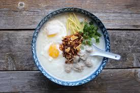Thai Breakfast Dishes