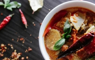 Eating Thai Food: Things You're Doing Wrong