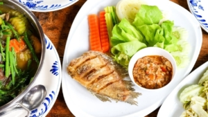 Top 10 Healthy Thai Dishes
