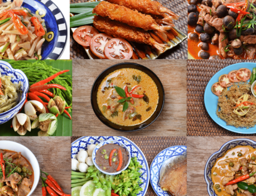 4 Amazing Things You Must Know About Thai Cuisine