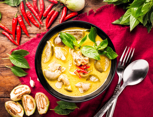 8 Healthy and Delicious Thai Food